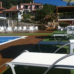 "Ilaeira Mountain Resort - Pool bar ""Le Stelle"""