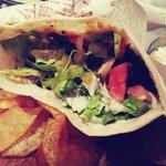 Falafel sandwih