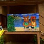 The slide and Kokanee Bears