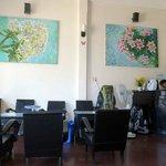 Reception/common area