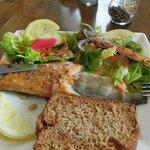 Wonderful Killybegs smoked mackerel