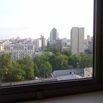 8th floor room with a view
