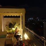 love the rooftop day or night