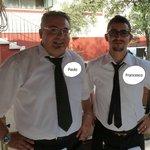 der perfekte Service, Paolo und Francesco und ....