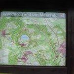 kaart Meerfeld
