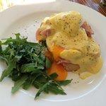 Eggs Benedict - tasty!
