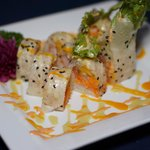 To try our special rolls, visit us!