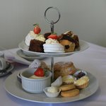 Scone & Cake Selection