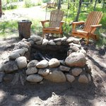 Main Fire Pit