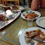 menù con aragosta da 15 euro a testa
