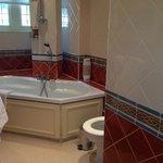 Huge  bathroom