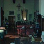 Donna Regina Living Area