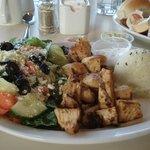 Chicken soulvaki