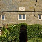 Barnacle Hall Front Door