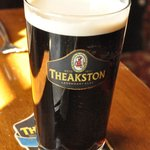 Excellent ale at The Pheasant