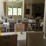 Hotel Rhonequelle - Speisesaal