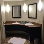 Business Suite: Double Sinks