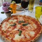 Great tasting pizza