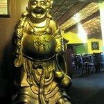 Golden Buddha, Howe, lobby