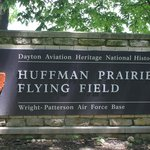 Hoffman Prairie where the Wright Bros tested their planes