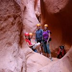 Egypt 1 Slot Canyon
