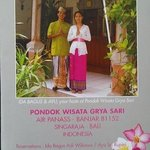 Grya Sari - the Bali Hot Springs Hotel Φωτογραφία