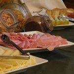 Fiambres y quesos para arrancar el día