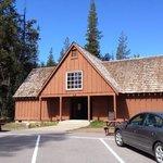 mazama cabin