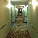 View of the 2nd Floor Hallway