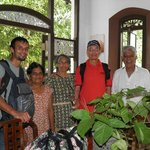 mORAS FAMILY FROM bANGALORE, iNDIA~jUNE 2013