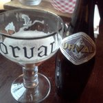 Orval - yum!