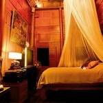 Master bedroom in Thai Residence