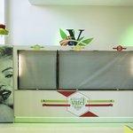 Vitrine Café Vatel