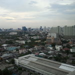 Обзор из коридора отеля Grand Tower Inn Rama VI фото0308