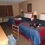 La nostra camera per due persone