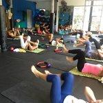 Helse-/fitnessklubber og motionscentre
