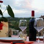 Una Terrazza in Toscana