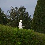 Versalles Gardens on the Tour