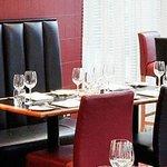 Dining Room, No. 10 Restaurant, Edinburgh