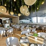 Photo of Bavarie. Brasserie in der BMW Welt