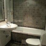 Small but nice bathroom