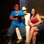 Cousin's with Al Capone