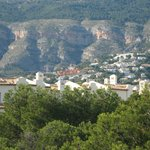 View of Altea Hills from 3rd floor