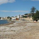 Beach walk to Altea