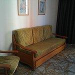 Sofa/bed if reqd