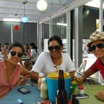 Dona, Majo y Liz