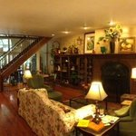 Great Room at the Woodward House