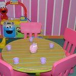 Kids Club is a wonderful play environment!
