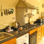 Fully fitted kitchen upper apartment
