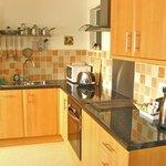 Kitchen area lower apartment